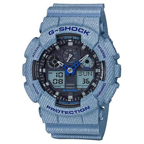 Watch - Casio G-Shock Watch GA-100DE-2ADR