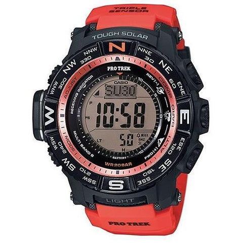 Watch - Casio Pro Trek Watch PRW-3500Y-4DR