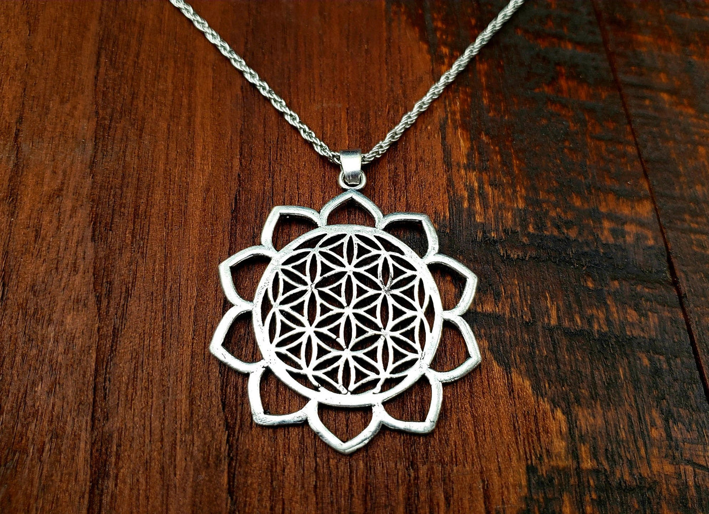 Silver Lotus Jewelry | Culture Cross