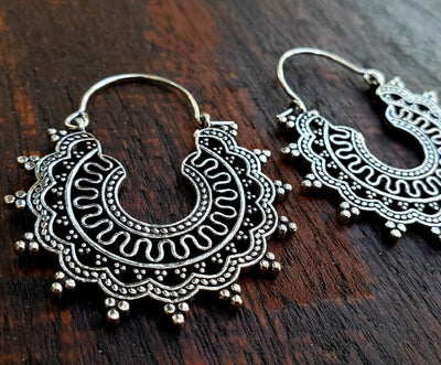 Kavali Earrings -- Culture Cross