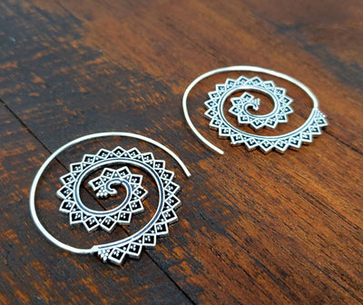 Sambra Earrings -- Culture Cross