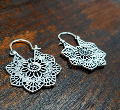 Tara Earrings -- Culture Cross