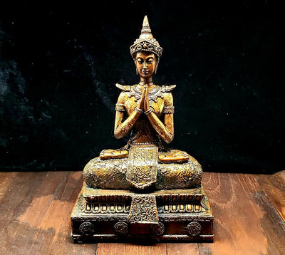Thai Buddha Statue -- Culture Cross