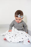 Peek-A-Boo Single Swaddle