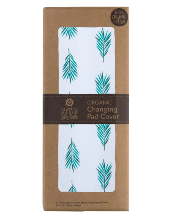 Tropical Changing Pad Cover
