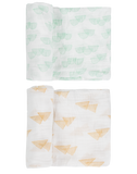 Heaven & Earth Swaddle Set