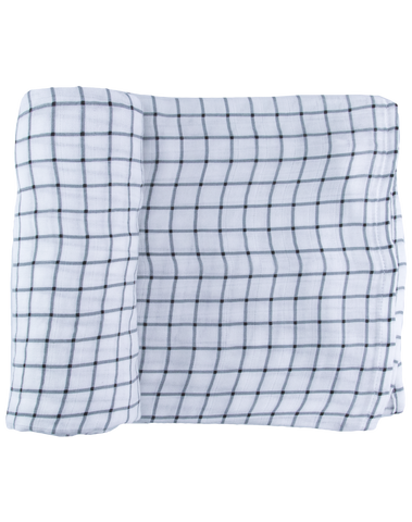 Plaid Single Swaddle