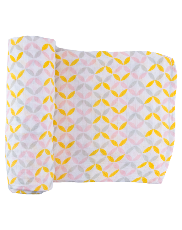 Happy Circles Single Swaddle