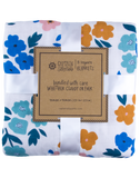 Summer Floral Triple-Layer Bamboo Blanket