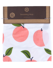 Load image into Gallery viewer, Peaches & Cream Velcro Swaddle Wrap