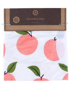 Peaches & Cream Velcro Swaddle Wrap