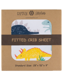 Dinosaur Crib Sheet