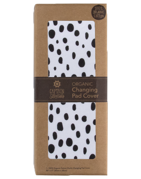 Pebbles Changing Pad Cover