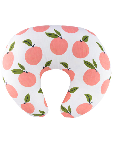 Peaches & Cream Boppy Pillow Cover
