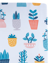 Load image into Gallery viewer, Potted Plant Changing Pad Cover