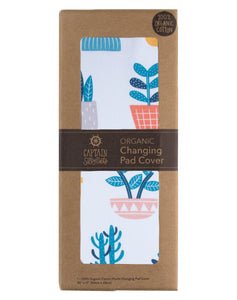 Potted Plant Changing Pad Cover
