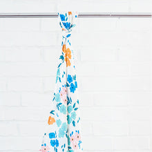 Load image into Gallery viewer, Summer Floral Single Swaddle