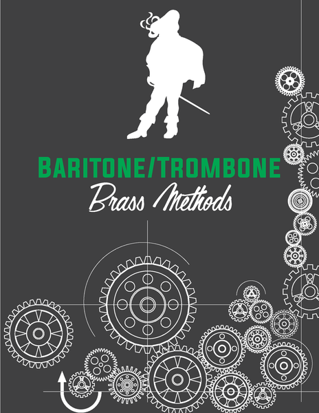 2017 BRASS METHODS | BARITONE & TROMBONE