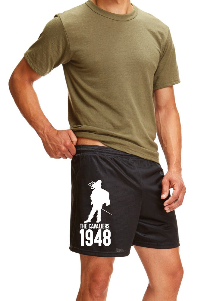 1948 Athletic Mesh Short