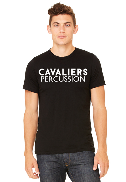 Cavaliers Percussion T-Shirt NEW