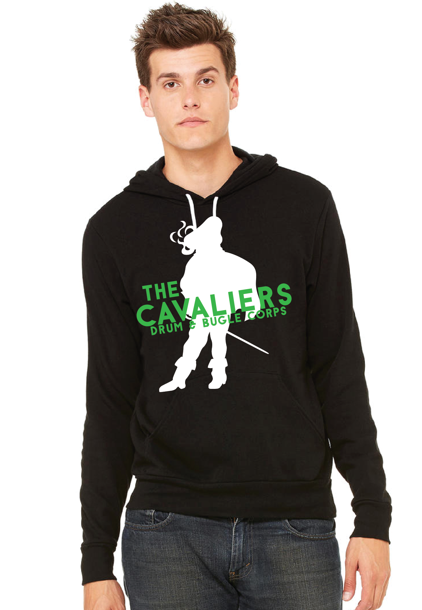 Cavaliers Classic Pullover Hoodie