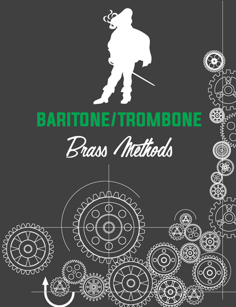 2018 BRASS METHODS | BARITONE & TROMBONE