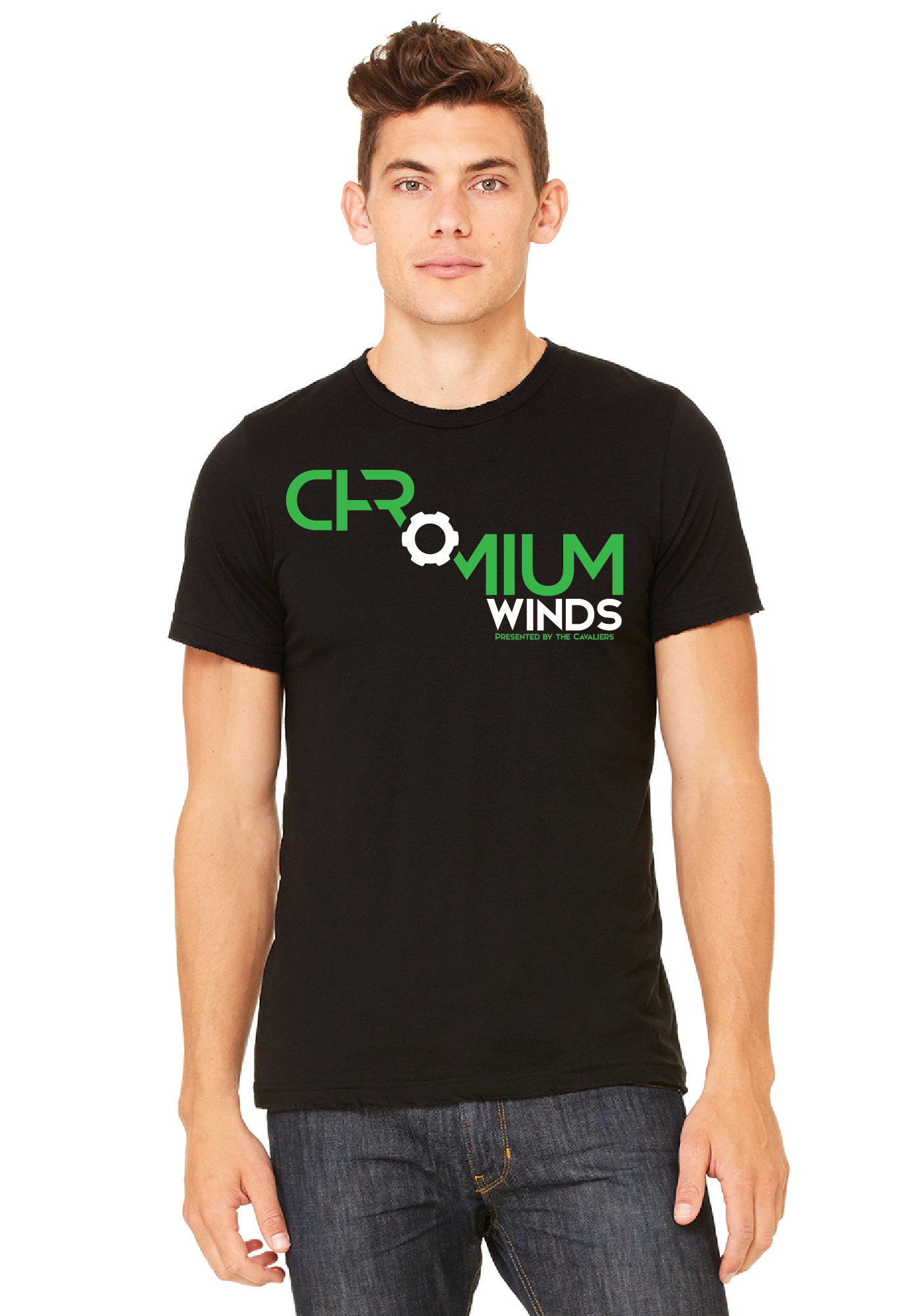 Chromium Winds T-Shirt