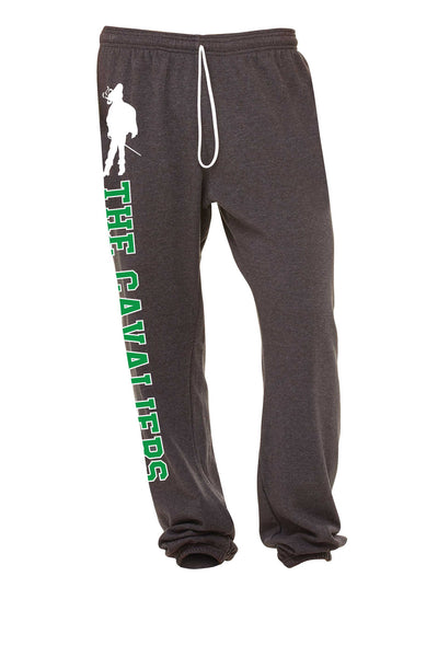 Unisex Long Scrunch Sweatpant