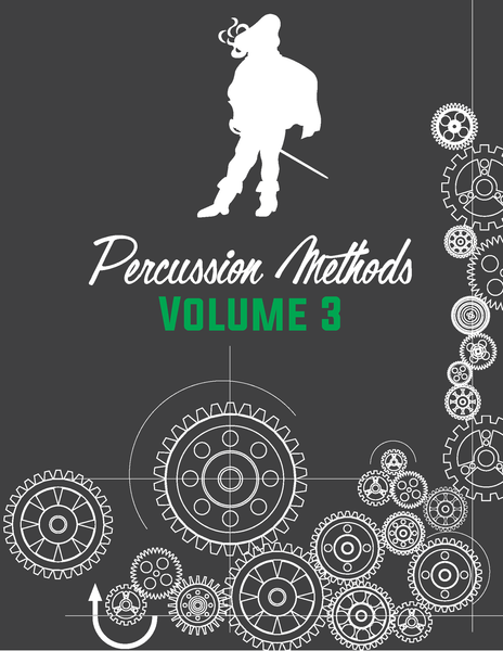 2017 PERCUSSION METHODS | VOLUME III