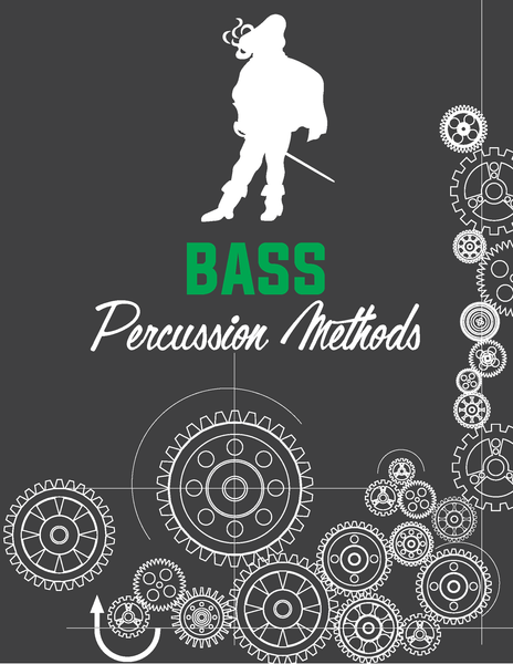 2017 PERCUSSION METHODS | BASS