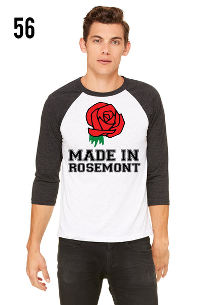 BOARD Made In Rosemont Baseball T - POS