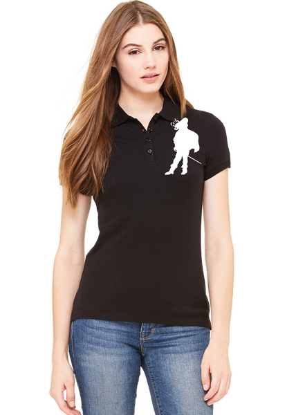 Womens Classic Short Sleeve Polo