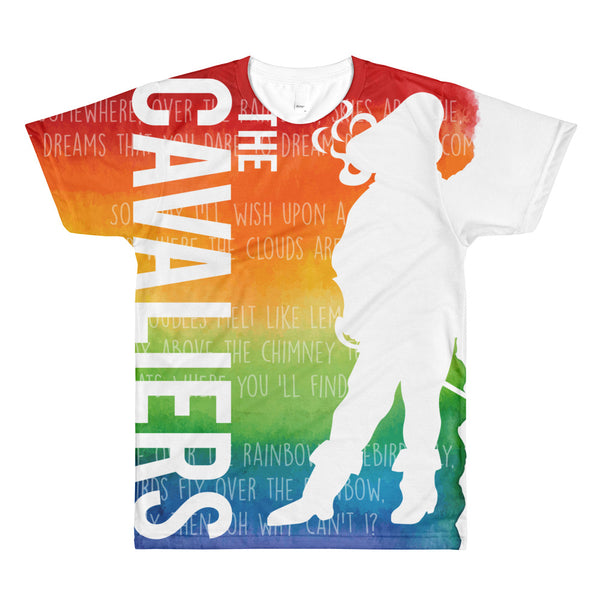 """Over the Rainbow"" T"