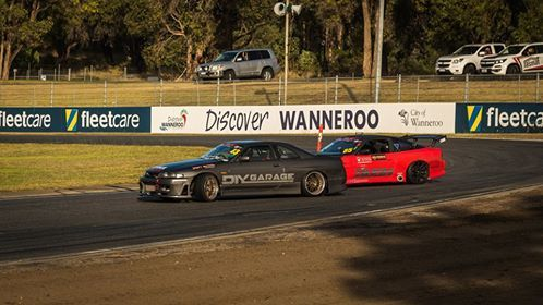 The most enthusiastic up & coming drifter / YouTube'r in WA, Dj laubscher drift
