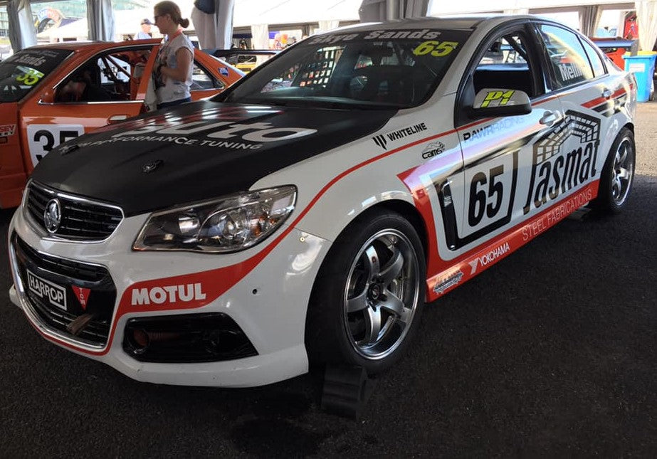 P1 Improved Production Racing Association of WA Sponsorship