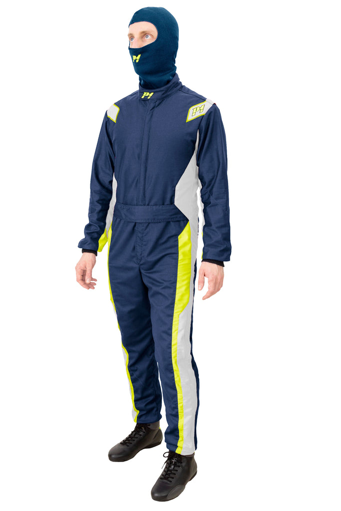 Introducing the P1 Lap suit from P1 fully FIA homologated to the new FIA 8856-2018 Standard !!