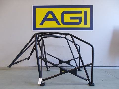 AGI Roll Cages - ANDRA & CAMS Compliant