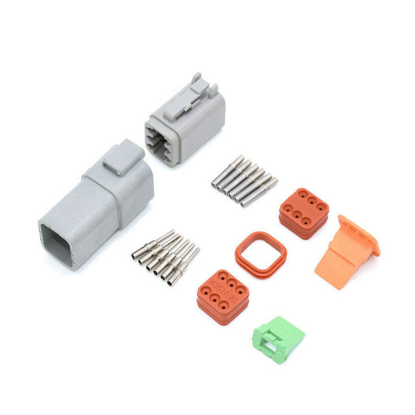 Deutsch DT Plug 18-16 GA Connector