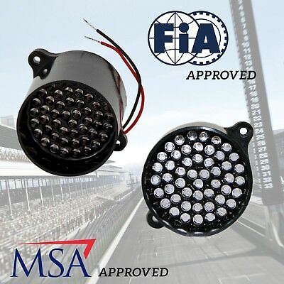 FIA CAMS rain light Luxe Performance