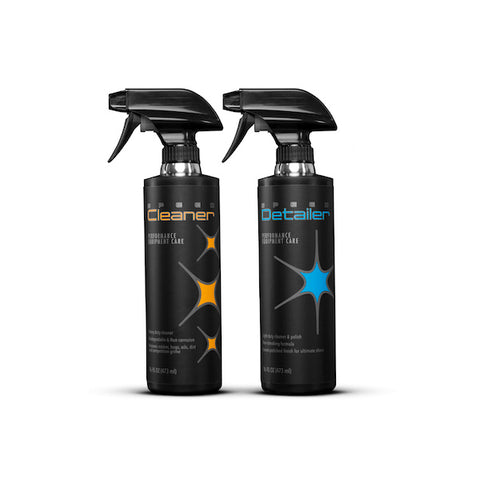MOLECULE Car Cleaner/Detailer Kit