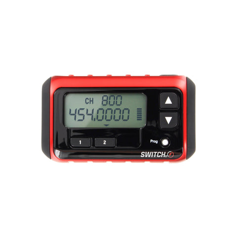 SWITCH-R - Race Receiver - Miniature UHF, for Professional Racers