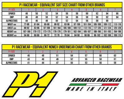 P1 Eldora FIA Approved 2 layer race suit *Special*