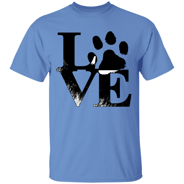 Love Paw - Mens T-Shirt - MeowOutlet.com