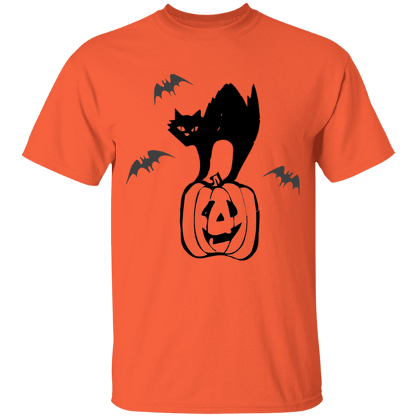 Halloween Cat - Youth T-Shirt - MeowOutlet.com