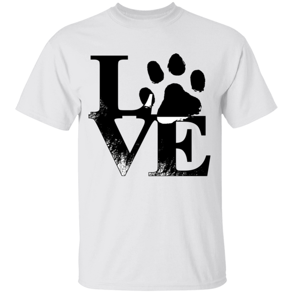 Love Paw - Youth T-Shirt - MeowOutlet.com