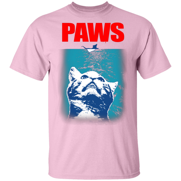 PAWS! - Mens T-Shirt - MeowOutlet.com