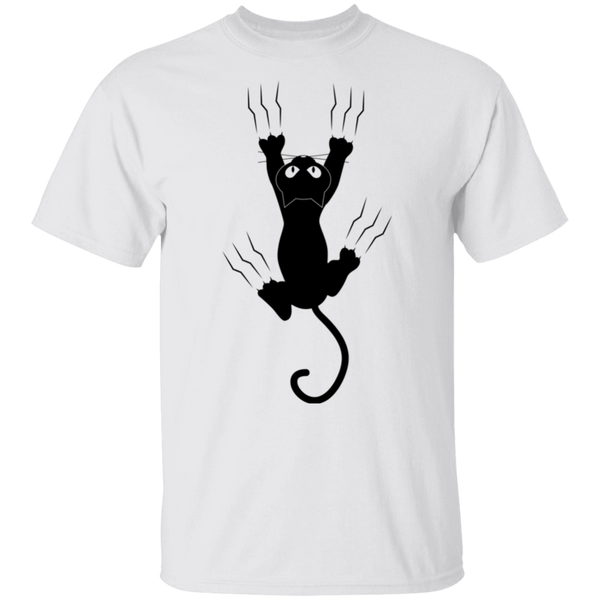 OUCH! Cat Scratch - Youth T-Shirt - MeowOutlet.com