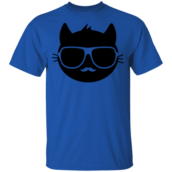 Cool Cat with Sunglasses - Youth T-Shirt - MeowOutlet.com