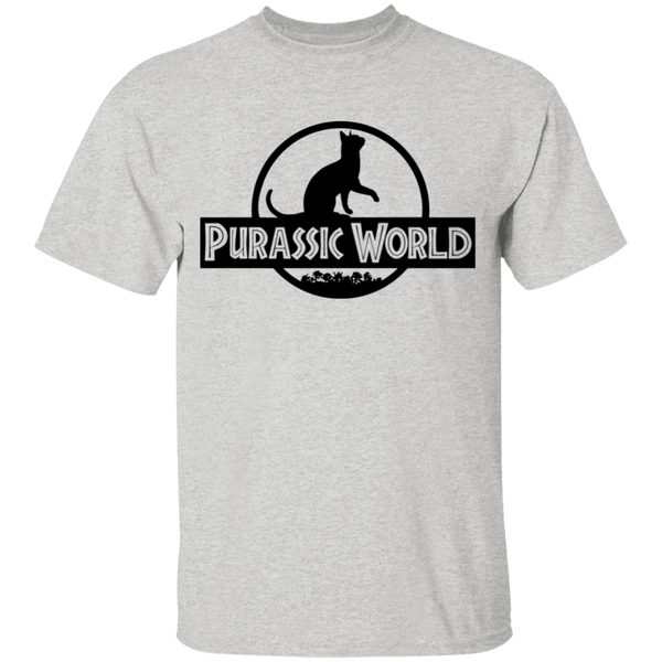 Purassic World - Youth T-Shirt - MeowOutlet.com