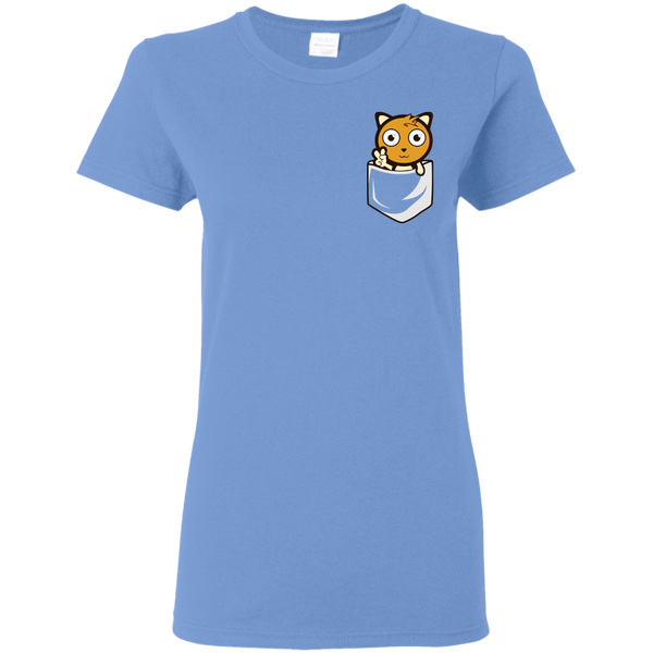 Mo Peace pocket cat - Ladies - MeowOutlet.com